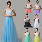 XMAS DISCOUNT Sequins Evening Formal Party Ball Gown Prom Bridesmaid Long Dress