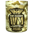 Scitec Nutrition MUSCLE ARMY WAR MACHINE 13 component pre-workout assault 350 g