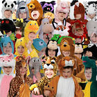 Child Animal Fancy Dress Costume New Outfit Book Week Nativity Kids Boys Girls