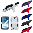 Apex Hard Cover Silicone Case For Samsung Galaxy Note 2 N7100