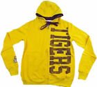 Ladies LSU Tigers Hoodie Stadium Full Zip Sweatshirt Junior Women's