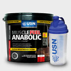 USN Muscle Fuel Anabolic 4kg, 2kg Chocolate, Vanilla, Strawberry