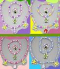 Children Jewelry Kid Girl LADYBUG TURTLE FROG Bug Insect Purple Pink Blue Easter