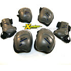 (307) Hudora biomechanisches Protektoren-Set Skateboard Inliner M,L, XL TÜV & GS
