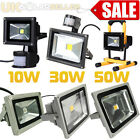 IP65 PIR/Classic/RGB/Portable LED Floodlight 10W 30W 50W Security Flood Light UK