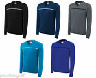 New For 2014 - Adidas Golf 3-Stripes V-Neck Men's Sweater Jumper