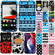 For Alcatel One Touch Evolve 5020T Zig Zag Snap On HARD Case Cover Accessory