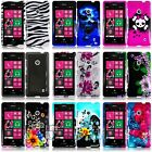 For Nokia Lumia 521 Design Phone Hard Cover Case