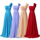 GK Stock Wedding Party Bridesmaid Gown Womens Evening Full Length Maxi Dress