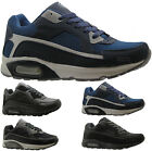 MENS RUNNING TRAINERS CASUAL GYM WALKING BOYS SPORTS SCHOOL WORK SHOES BOOTS NEW
