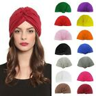 Indian Style Unisex Wemen Men Stretchable Turban Hat Hair Head Wrap Cap Headwrap