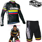Suarez Men's Colombia National Team Black Kit - As worn at London 2012 Olympics