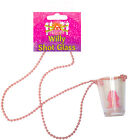 Pink Willy Shot Glasses - Hen Girls Night Out Party - Choose Any Amount