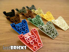 6 x LEGO Wedge 4x4 Triple Inverted (Part 4855) + SELECT COLOUR ++ FREE POSTAGE