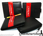Men's Mens Soft GENUINE REAL LEATHER Wallets MANY STYLES AVAILABLE