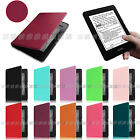 Auto Sleep/Wake Leather Smart Cover Case For All New Kindle Paperwhite 6 inch