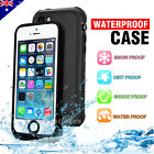 Waterproof Tough Dirtproof Heavy Duty Case Cover for Apple iPhone 5S 5 SE