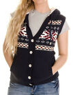 New Womens Designer Voi Jeans Ladies Knitted Gilet Knitwear Jumper Salou
