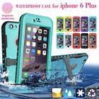 WATERPROOF DIRTPROOF SHOCKPROOF CASE FOR APPLE iPHONE 6 Plus 5 5C 100% Redpepper