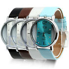 Quartz Wrist Watch Hot Watches Stainless Steel Womens/Mens Leather New Style