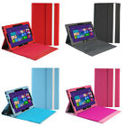 PU Leather Stand Case with Keyboard Holder For Microsoft Surface Pro 2 1