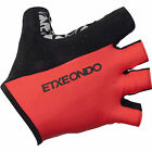 ETXEONDO PAS Summer CYCLING GLOVES with no velcro in Red (10052)