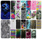 For Nokia Lumia 635 HARD Protector Case Snap On Phone Cover + Screen Protector