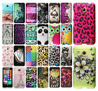 For Nokia Lumia 635 Rubberized HARD Case Snap On Phone Cover +Screen Protector