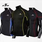 ESPRINT Compression Tight Baselayer Garments Unisex Tops Short Sleeve Shirts