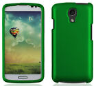 GREEN Snap-On Case Hard Cover for LG Volt LS740