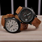 USEFUL PRACTICAL CURREN POPULAR QUARTZ ANALOG LEATHER  Unisex MEN WRIST WATCH