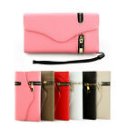 Fashion Flip Leather Wallet Card Slot Case Cover Pouch for Apple iPhone 5 5S
