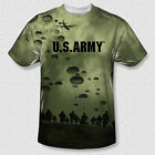 United States Air Force Paratroopers All Over Front Sublimation Youth Tshirt Top