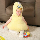 NEW! TRAVIS BABY CHICK COSTUME FANCY DRESS UP TODDLER EASTER 3 6 12 18 MONTHS