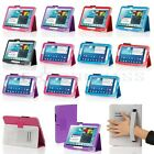 Leather Hand Strap Case For Samsung Galaxy Tab 3 7 P3200 / 8 T3100 / 10.1 P5200