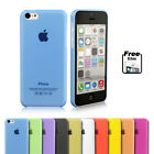 New Ultra Thin Frosted Matte TPU Silicone Hard Case Cover For Apple iPhone 5C