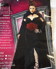 Mayhem Mansion Countess of Mayhem Adult Costume Dress 6-8 8-10 NIP