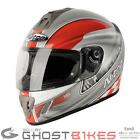 NITRO NGFP MONACO FULL FACE MOTORBIKE MOTORCYCLE RACING CRASH HELMET