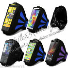 Sports Running Jogging Gym Armband Case Cover Holder for HTC