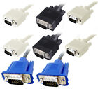 1 1.5 2 2.5 3 10 15 20 30 Meters SVGA VGA Male To Male Video Graphic Cable Lead