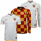 RC Lens Nike Long Sleeve Short Sleeve Jersey Home Away Shirt SML XL 2XL new
