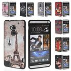 New Fashion Style Soft Gel TPU Silicone Stand Back Case Cover For HTC ONE MAX T6