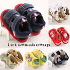 New arrival Sandal Infant Boys Girls Toddler Colosr baby shoes size 0-18 months