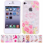 For Apple iPhone 4 4S 3D Charming Design Hard Back Protective Case Cover Skin JS