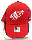 NHL Detroit Red Wings Reebok Pro Shape Flex Fit Cap Hat NEW