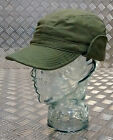 Genuine Swedish Army Green M59 Combat / Fatigue Baseball Cap / Hat - All Sizes