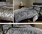 Animal Print Bedding Luxury Duvet Cover Reversible Bed Sets