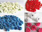 """wholesale Lovely Silk Flowers Rose Heads Wedding Birthday Party Decorations 2"""""""