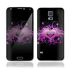 Decal Skin Sticker Cover for Samsung Galaxy S3 S4 S5 (not case) ~ ST24
