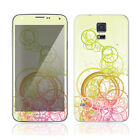 Decal Skin Sticker Cover for Samsung Galaxy S3 S4 S5 (not case) ~ ST23